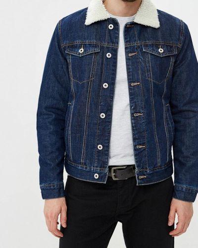 Джинсовая куртка осенняя Solid