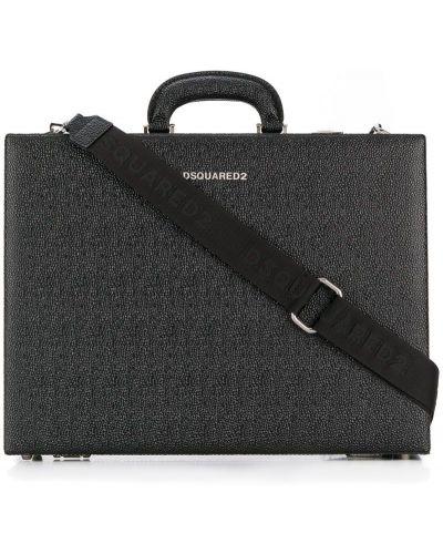 Портфель черный Dsquared2