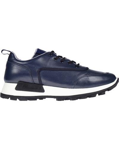 Синие кроссовки Barracuda