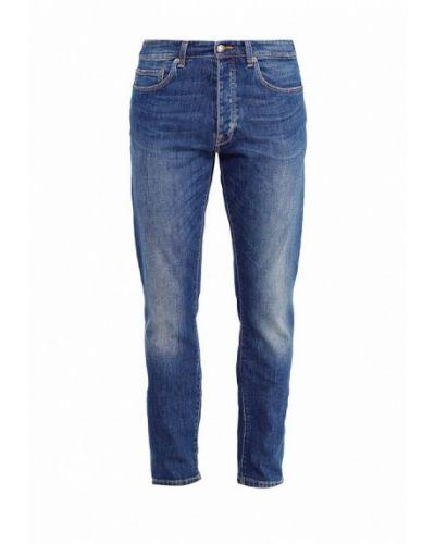 Прямые джинсы синий Eden Park