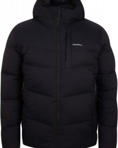 Утепленная серая пуховая куртка Merrell