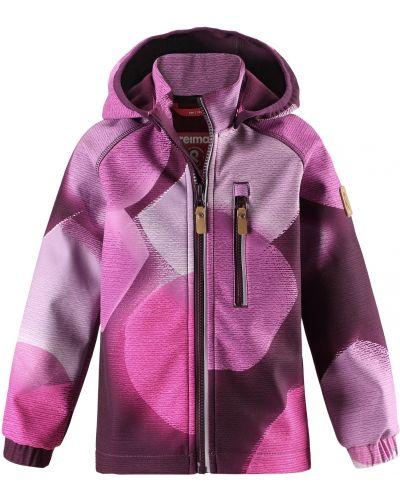Зимняя куртка софтшелл Reima