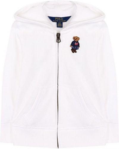 Кардиган с капюшоном на молнии Polo Ralph Lauren