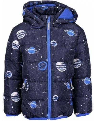 Синяя куртка Blue Seven