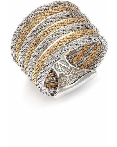 Желтое кольцо Alor