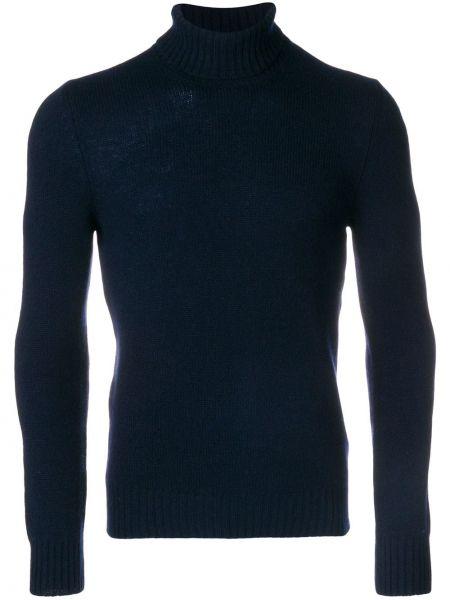 Синий свитер La Fileria For D'aniello