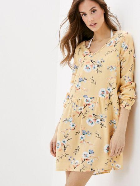 Платье - желтое Roxy