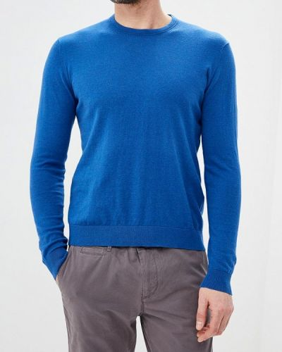Джемпер синий United Colors Of Benetton