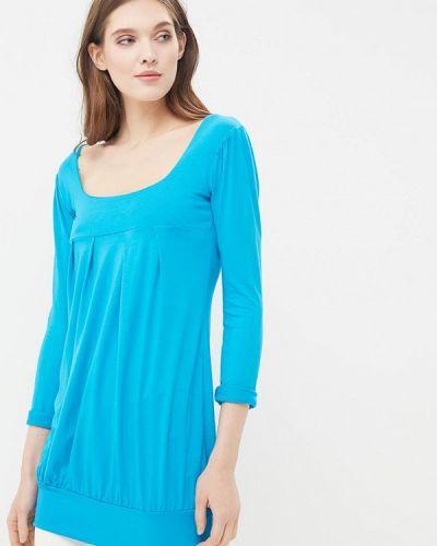 Платье - голубое Beyou