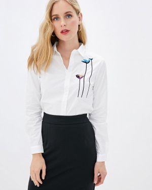 Рубашка с длинным рукавом белая With&out