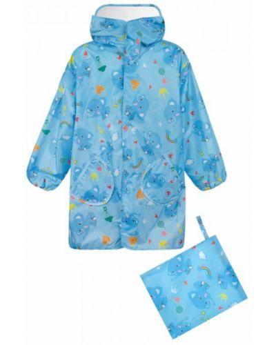 Трикотажная куртка с капюшоном на молнии Playtoday