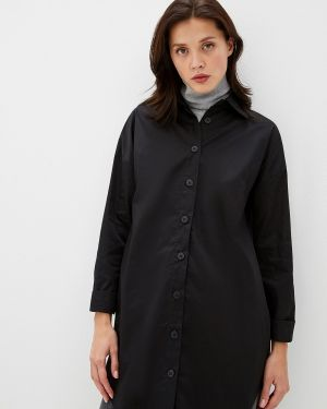 Платье - черное Mirrorstore