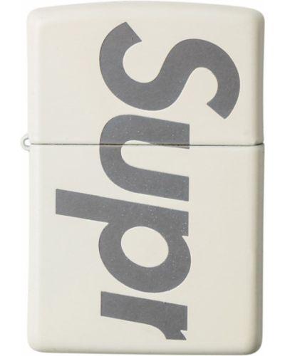 Zapalniczka z logo Supreme