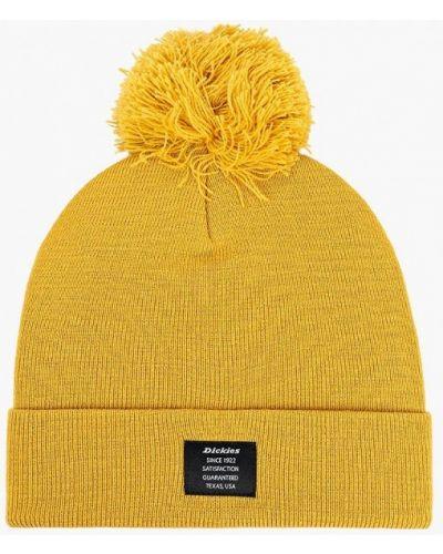 Желтая шапка осенняя Dickies