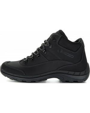 Кожаные ботинки со шнуровкой Outventure