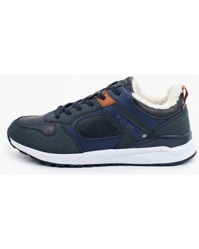 Синие кроссовки осенние X-plode