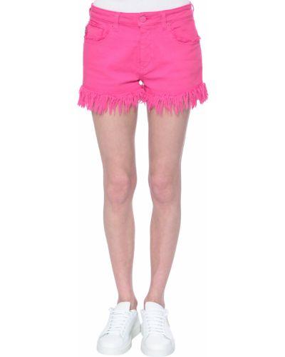 Розовые шорты Love Moschino