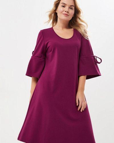 Фиолетовое платье Sophia