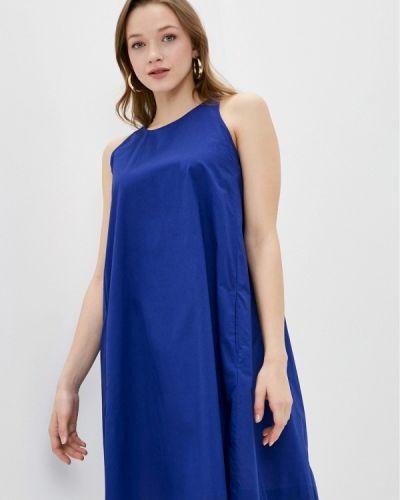 Синее платье United Colors Of Benetton