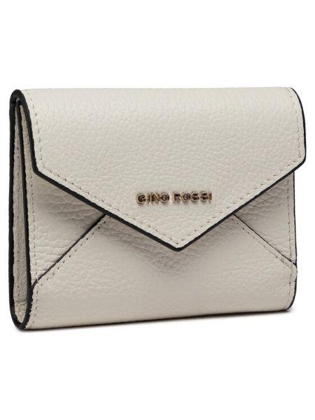 Biały portfel Gino Rossi