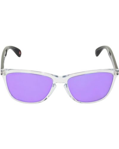 Фиолетовые солнцезащитные очки Oakley