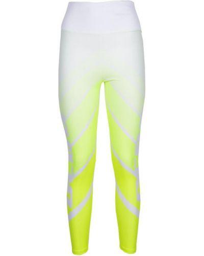 Żółte legginsy Gcds
