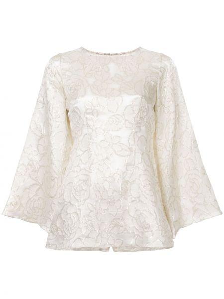 Złota tunika - biała Bambah