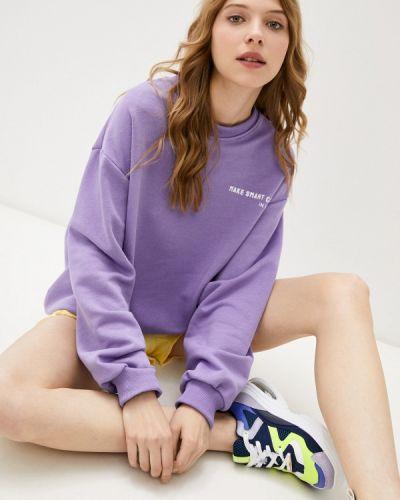 Свитшот - фиолетовый B.style