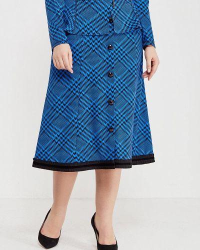 Синяя юбка Kr