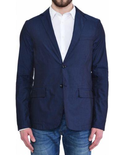 Синий пиджак Armani Jeans
