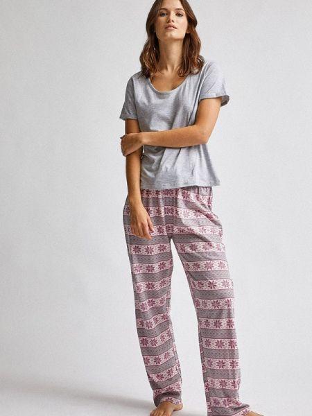 Пижама пижамный серая Dorothy Perkins