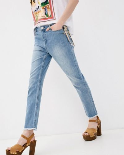 Прямые джинсы Twinset Milano
