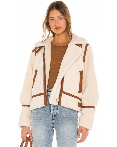 Куртка из искусственного меха [blanknyc]
