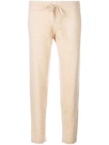 Укороченные брюки с поясом Cashmere In Love