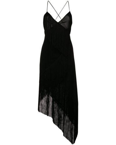 Czarna sukienka Givenchy