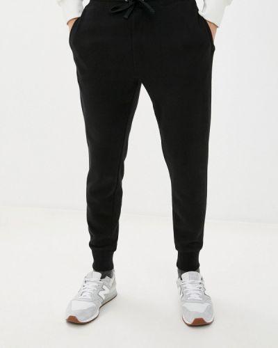 Черные спортивные брюки Gap