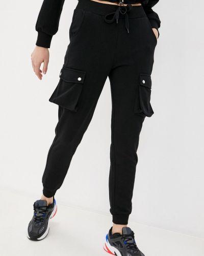 Черные спортивные брюки Dali