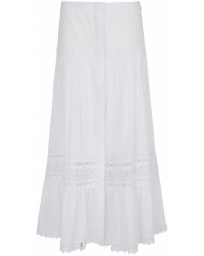 Biała spódnica Charo Ruiz Ibiza