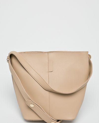 Сумка через плечо кожаный среднего размера Answear