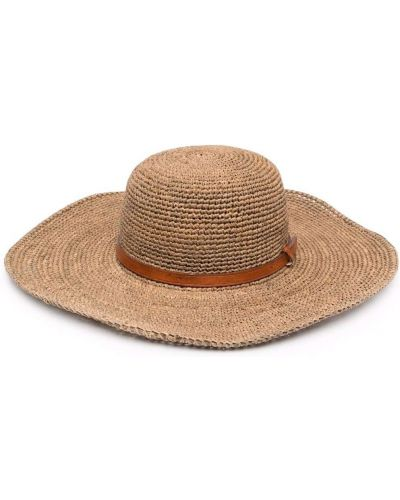 Brązowy kapelusz Ibeliv