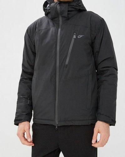 Куртка горнолыжная черная осенняя Five Seasons