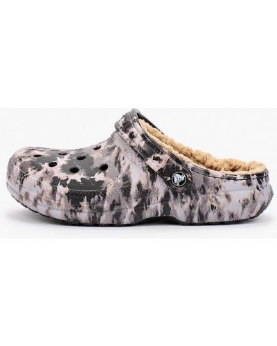 Сабо осенние Crocs