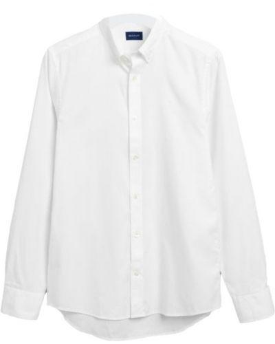 Biała koszula nocna Gant