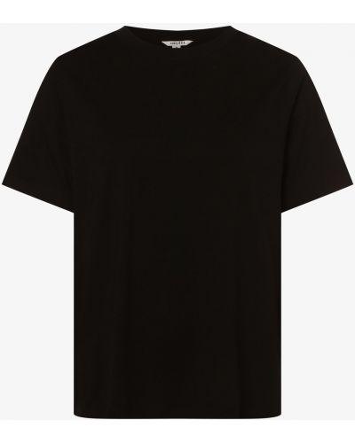 Czarna koszulka oversize Mbym