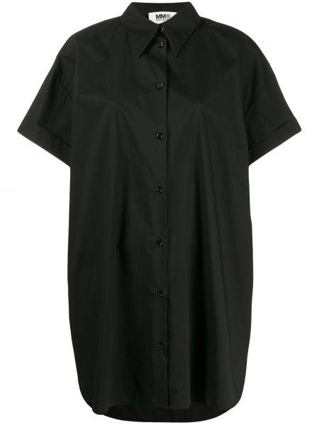 Платье мини на пуговицах оверсайз Mm6 Maison Margiela