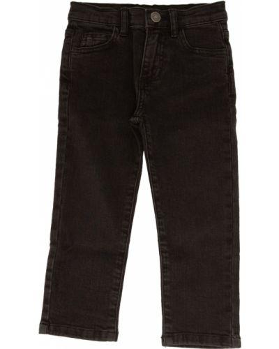 Czarne jeansy Douuod