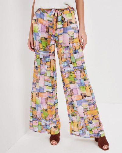 Фиолетовые брюки Madam T