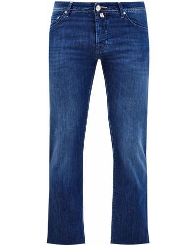 Синие деловые джинсы Jacob Cohen
