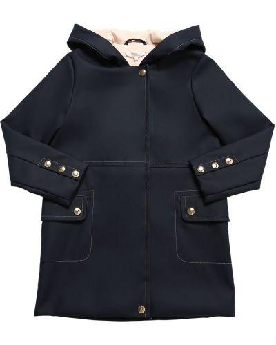 Płaszcz z mankietami z kapturem Chloe