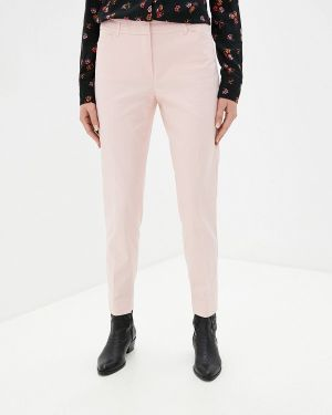 Розовые брюки Taifun